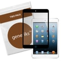 Generiks GK00779 Bubble Free Screen Protector Film For iPad Mini, 2/Pack