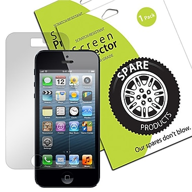 Spare Products Anti-Microbial Screen Protector Film For iPhone 5