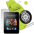 Spare Products Anti-Microbial Screen Protector Film For Amazon Kindle Fire HD 7in., 3/Pack