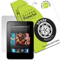 Spare Products Anti Microbial Screen Protector Film For Amazon Kindle Fire HD 7in., Clear, 2/Pack