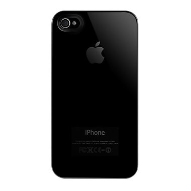 SwitchEasy™ Nude Slim Case For iPhone 4 & 4S, Ultra Black
