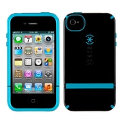 Speck® CandyShell Flip Hard Case For iPhone 4 & 4S, Black/Peacock Blue