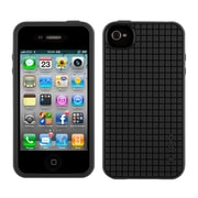 Speck® PixelSkin HD Case For iPhone 4 & 4S, Black