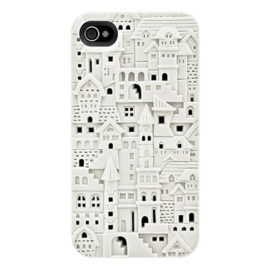 SwitchEasy™ Avant-garde Hard Case For iPhone 4 & 4S, Chateau/White