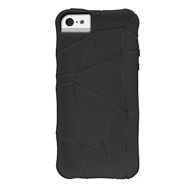 X-Dorian Stir Jelly Case For iPhone 5/5S, Black