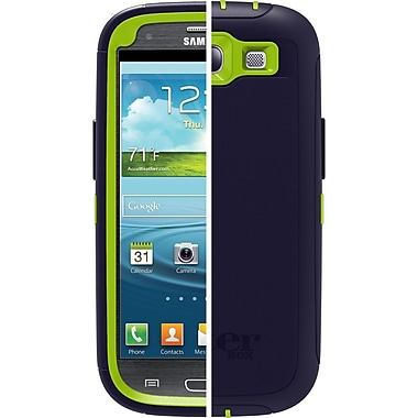 OtterBox™ Defender Series Hybrid Case & Holster For Samsung Galaxy S3, Punked