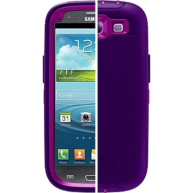 OtterBox™ Defender Series Hybrid Case & Holster For Samsung Galaxy S3, Boom