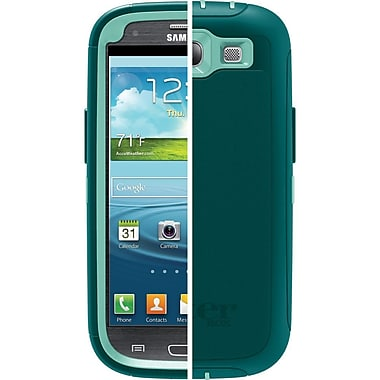 OtterBox™ Defender Series Hybrid Case & Holster For Samsung Galaxy S3, Reflection