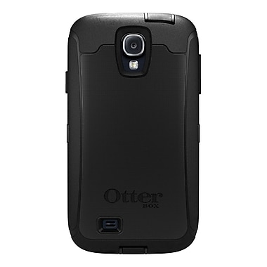 OtterBox Defender Series Holster Case For Samsung Galaxy S4, Black