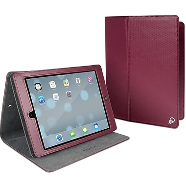 Cygnett Archive Classic Folio Case For iPad Air, Burgundy
