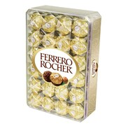 Ferrero Rocher 48-Piece Diamond Box, 1 Box/Order