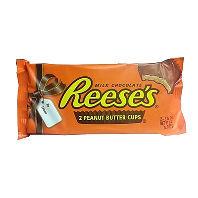 Giant 1 lb. Reese's Peanut Butter Cup Pack, 2 Cups/Pack 507077