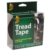 "Manco Duck 2"" x 180"" Tread Tape, Black"