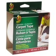 Manco Duck 1.88 x 900 Carpet Tape, White