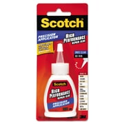 3M™ Scotch Multi-Surface Adhesive Super Glue, 1.25 oz., White