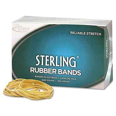 Alliance® Sterling Rubber Bands, #8 (7/8