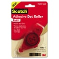 3M™ Scotch Adhesive Dot Roller Refill, 8 oz., White