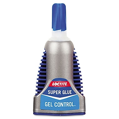 Loctite® Gel Control Super Glue, 0.14 oz., Clear