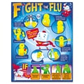 Trend Enterprises Fight The Flu Learning Chart, Motivational