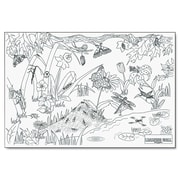 "Pacon® Learning Walls® Insects Wall Paper, 72""(W) x 48""(W), 1 Roll"