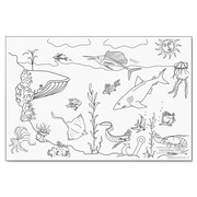 Pacon® Learning Walls® Oceans Wall Paper, 72(W) x 48(W), 1 Roll