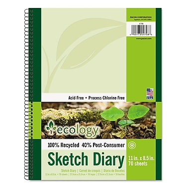 Pacon® Ecology® Sketch Diary, 11