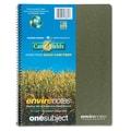 Roaring Spring Environotes Spiral Wirebound Sugarcane Notebook, 11in. x 8 1/2in.