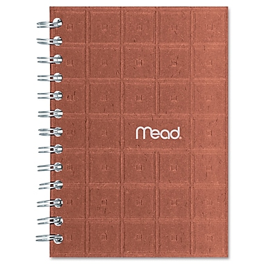 Mead® Wirebound Recycled Notebook, 5in. x 7in.