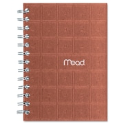 "Mead® Wirebound Recycled Notebook, 5"" x 7"""