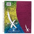 Roaring Spring Maxim Twin Wirebound Notebook, 11in. x 9in.
