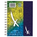 Roaring Spring Maxim Twin Wirebound Notebook, 7in. x 5in.