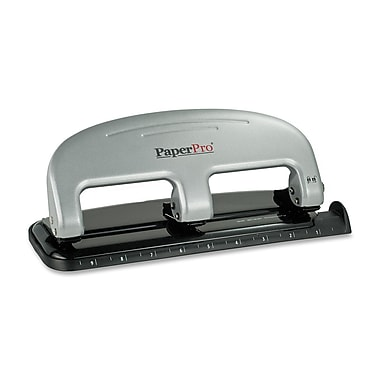 PaperPro 3-Hole Punch, 20-Sheet Capacity