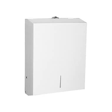 Genuine Joe® Hand Towel Dispenser, White