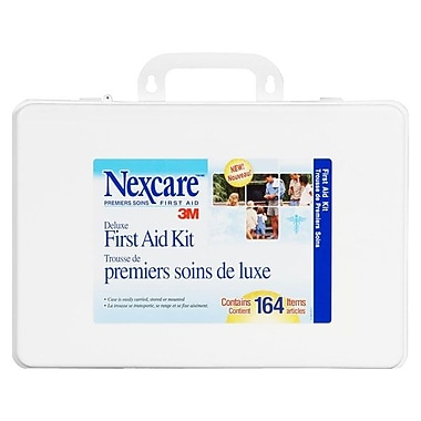 3M™ Nexcare™ Deluxe First Aid Kit
