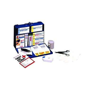 Johnson & Johnson Industrial First Aid Kit, 229-Piece
