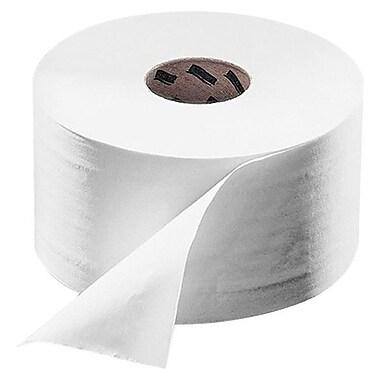 SCA TorkMD – Papier hygiénique en rouleau géant de recharge, 3 7/10 po x 751 pi, blanc