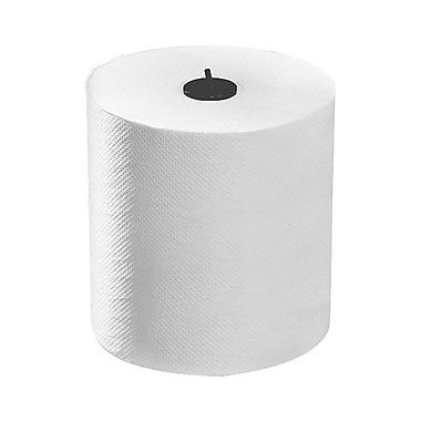 SCA TorkMD – Essuie-mains Advanced à plis multiples en rouleau, blanc