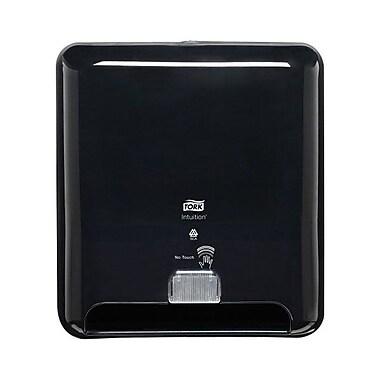 SCA Tork® Elevation Intuition Hand Towel Roll Dispenser, Black