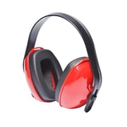 Howard Leight – Casque de protectiion auditive NRR 25 dB, rouge/noir