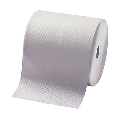 Bunzl® Coronet Towel Roll, 800', White
