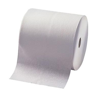 BunzlMD – Essuie-mains Coronet, 800 pi, blanc