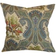 The Pillow Collection Gelsey Cotton Pillow; Ink