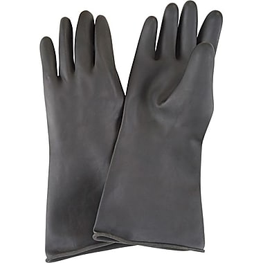 Zenith Safety Natural Rubber Heavyweight Gloves, 14
