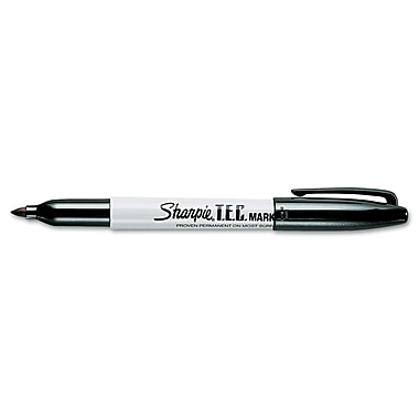 Sharpie® Trace Element Certified (T.E.C.) Marker, Fine Point, Black, Each