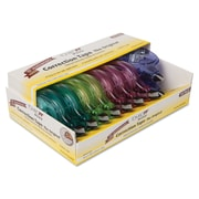 "Tombow® Mono Retro Color 1/6"" x 394"" Non-Refillable Correction Tape, 10/Pack"