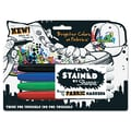 Sanford® Sharpie™ Stained Permanent Fabric Marker, Brush Tip, Assorted