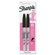 Sharpie™ Pink Ribbon Permanent Marker, Fine Tip, Black