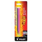 Pilot® Pen Refill For FriXion Erasable Gel Ink Pen, Assorted