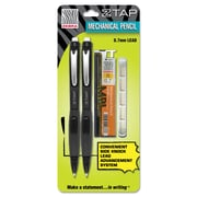 Zebra Z-Tap 0.7 mm Mechanical Pencil, Black