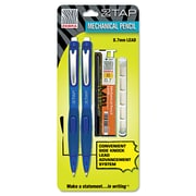 Zebra Z-Tap 0.7 mm Mechanical Pencil, Blue